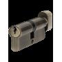Цилиндр для замка P6E30-30T AB античная бронза 60 мм