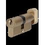 Цилиндр для замка P6E30-30T SB матовая латунь 60 мм