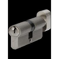 Цилиндр для замка P6E30-30T SN матовый никель