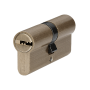 Цилиндр для замка P6P30-30 SB матовая латунь 60 мм