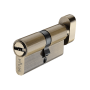 Цилиндр для замка P6P30-30T AB античная бронза 60 мм