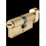 Цилиндр для замка P6P30-30T SB матовая латунь 60 мм