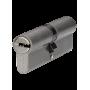 Цилиндр для замка P6P45-45 SN матовый никель 90 мм