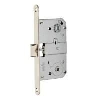 Дверной замок MVM M-90 SN матовый никель