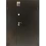 Входные полуторные двери САЛЮТ Металл/Металл 1200 мм
