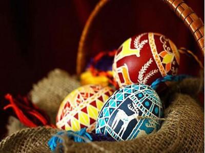 Дорогие друзья! Компания EL PORTE поздравляет вас со Светлым Христовым воскресением - Пасхой!