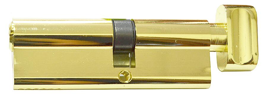 Цилиндр «Imperial» M50/40 ZCK золото