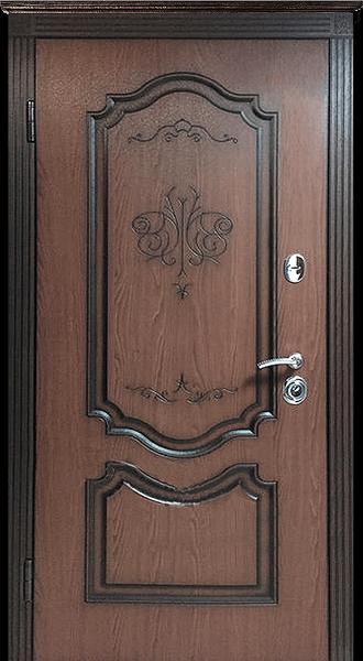 металлическая дверь новопетровское
