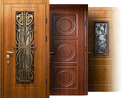 Лучшие входные двери